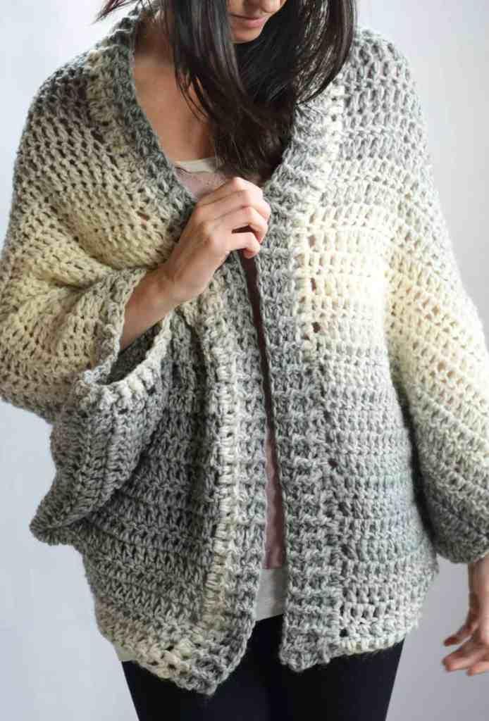 Quick Crochet Shrug Pattern