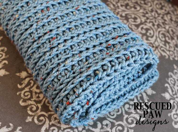 I Love this Yarn Blanket Crochet Pattern