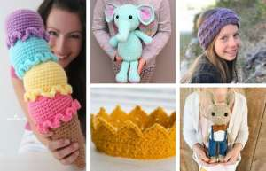Ultimate List of Crochet Gifts for Kids
