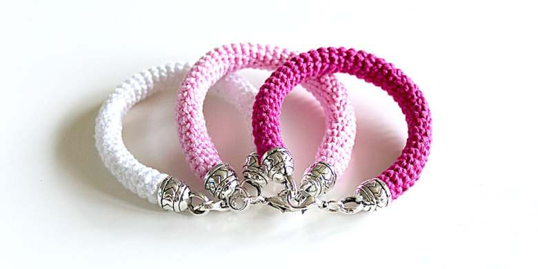 Crochet Friendship Bracelet