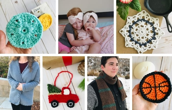 Ultimate List of Crochet Christmas Gifts
