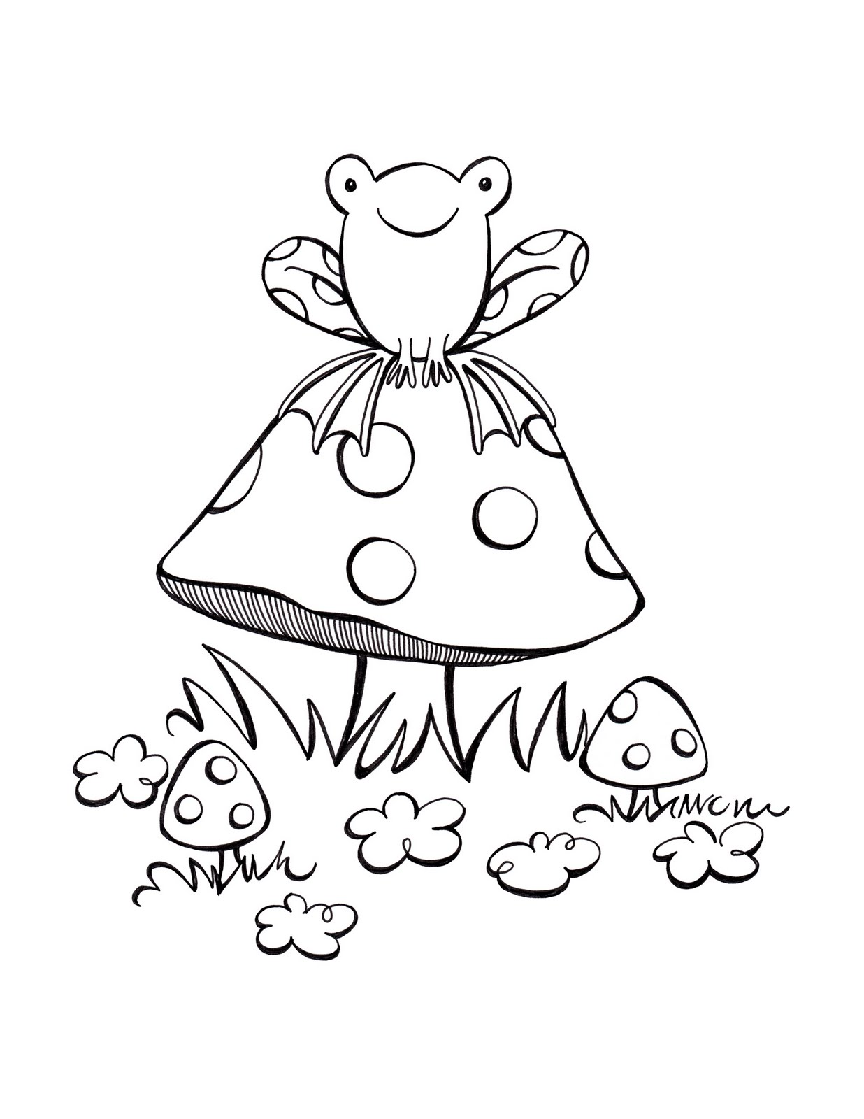 Kingdom Fungi Coloring Worksheet Answer Coloring Pages