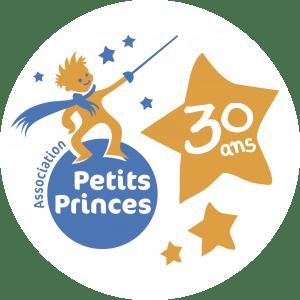 Logo Association Petits Princes 30 ans
