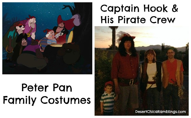 Captain Hook and Pirate Crew