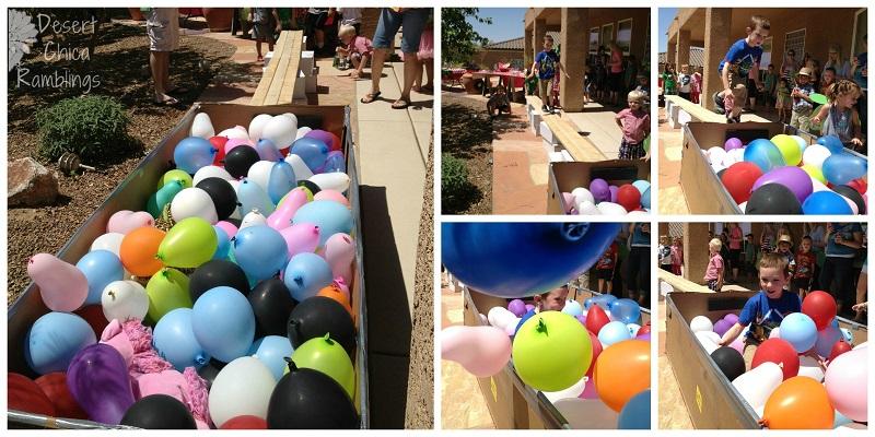 pirate party ideas desert