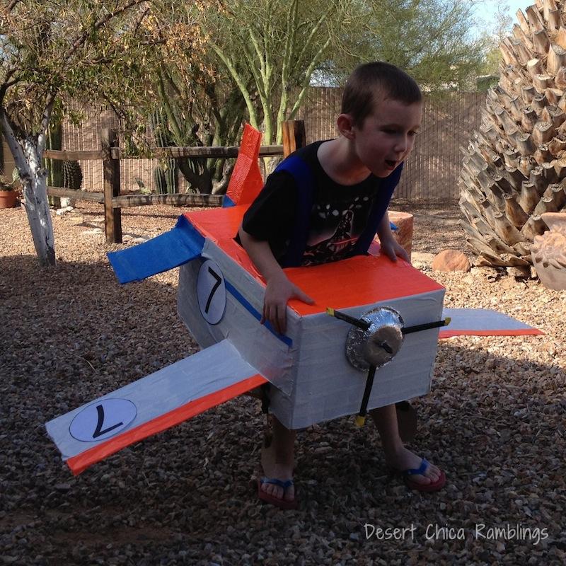 disney planes costume desert