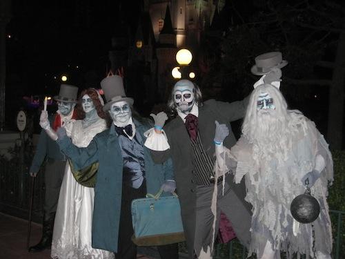 Haunted Mansion Costumes
