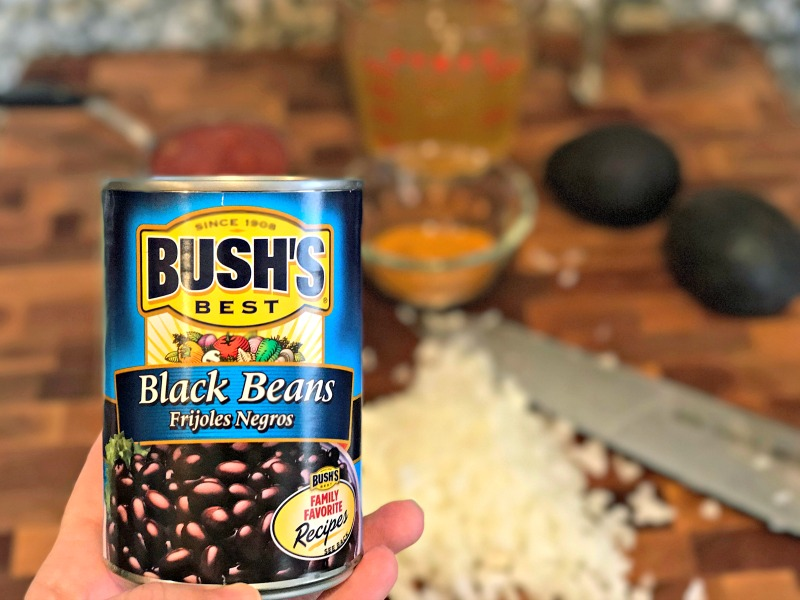 Easy and delicious, if you like beans then you will love this easy black bean soup recipe. Pair it with a little avocado and a fresh tortilla.