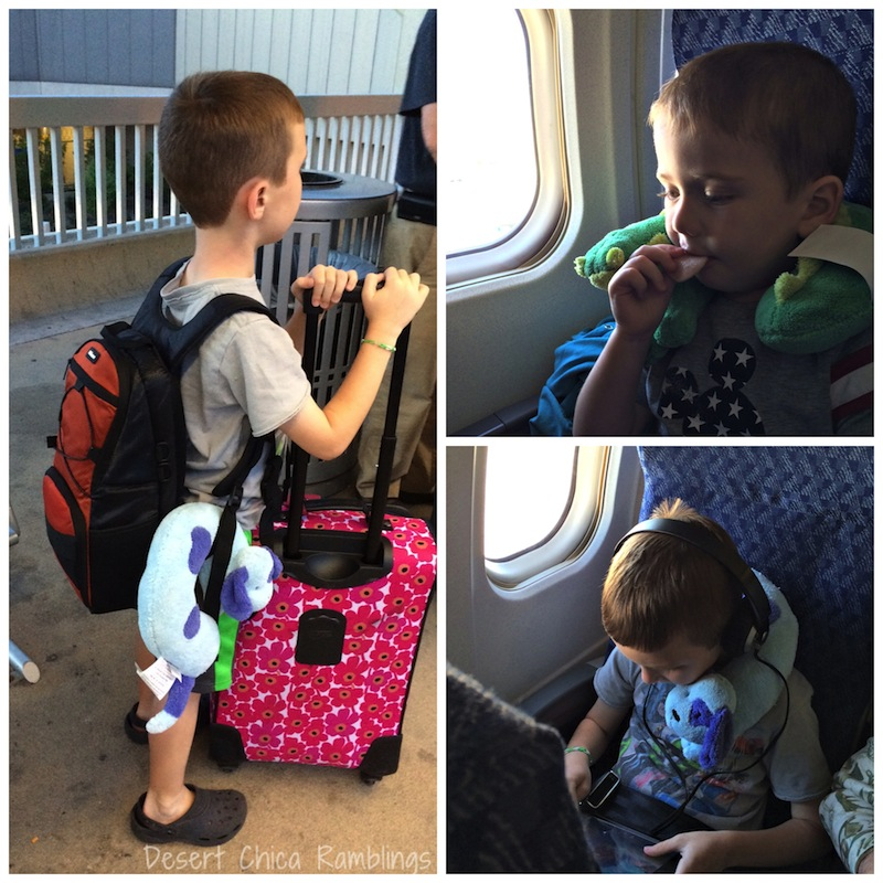 Products That Make It Easier To Fly With Kids Desert Chica