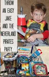 Easy Jake and the neverland pirates birthday party ideas #shop