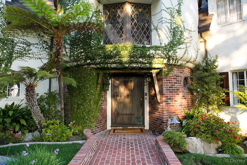 Walt Disney's Front Door