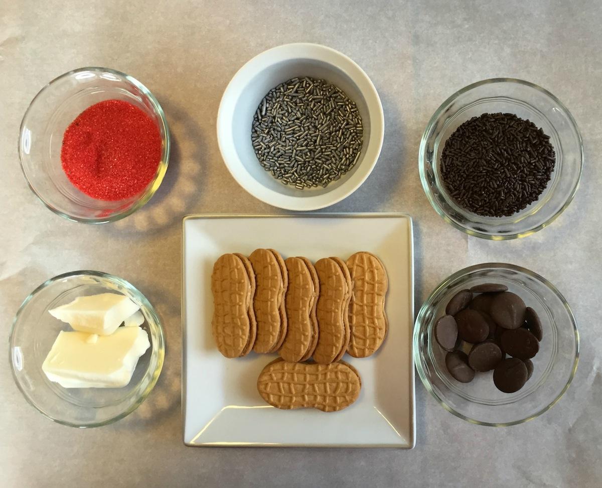 Santa Chewbacca Cookies Ingredients