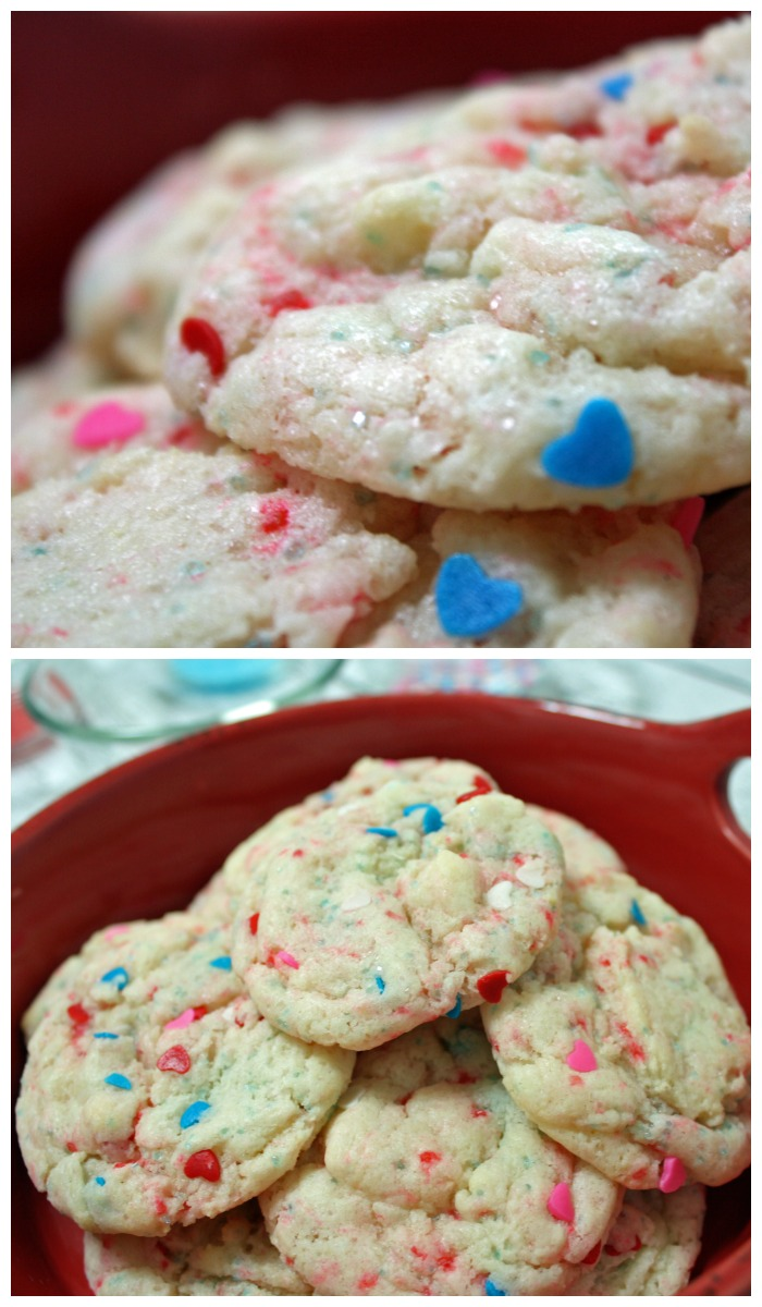 Easy Valentines Day Cookies Recipe