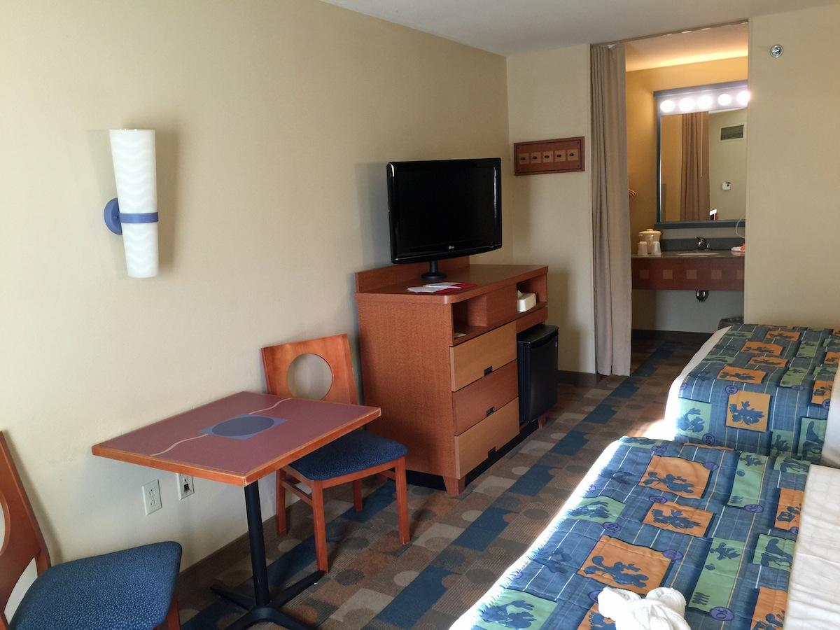 Pop Century Hotel Room
