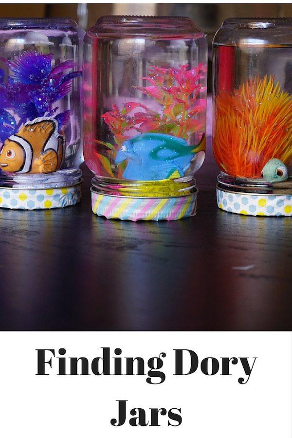 Finding Dory & Nemo Aquariums