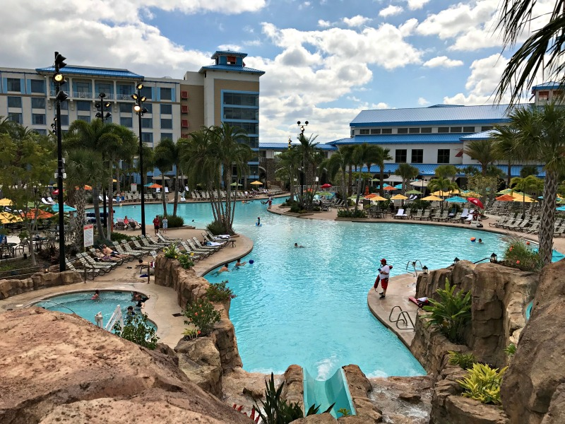 Don't miss all the water fun at Universal Orlando including the Universal Resort pools