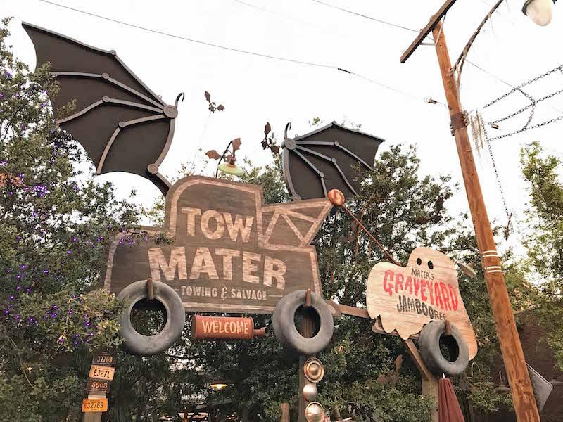 Mater's Graveyard JamBOOree at Haul-O-Ween