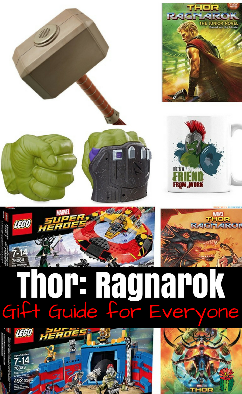 Thor Ragnarok Gift Guide for Everyone
