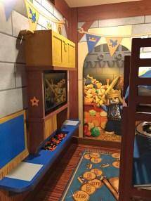 Castle the Dragon Legoland Hotel