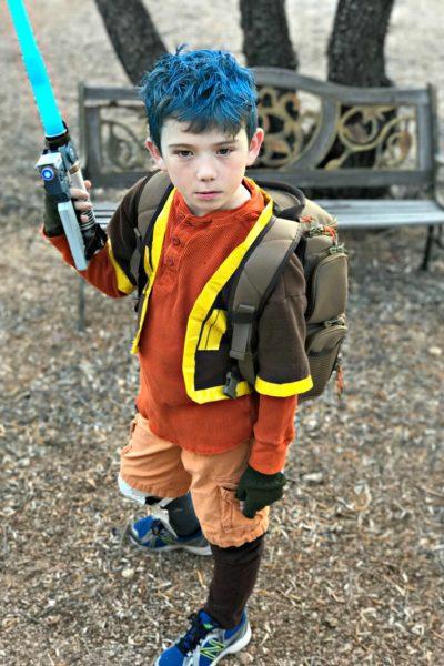 Ezra Star Wars Rebels Costume