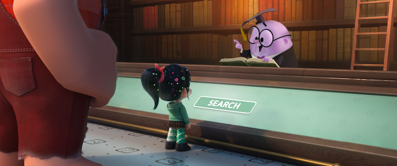 Ralph Breaks the Internet Knowsmore