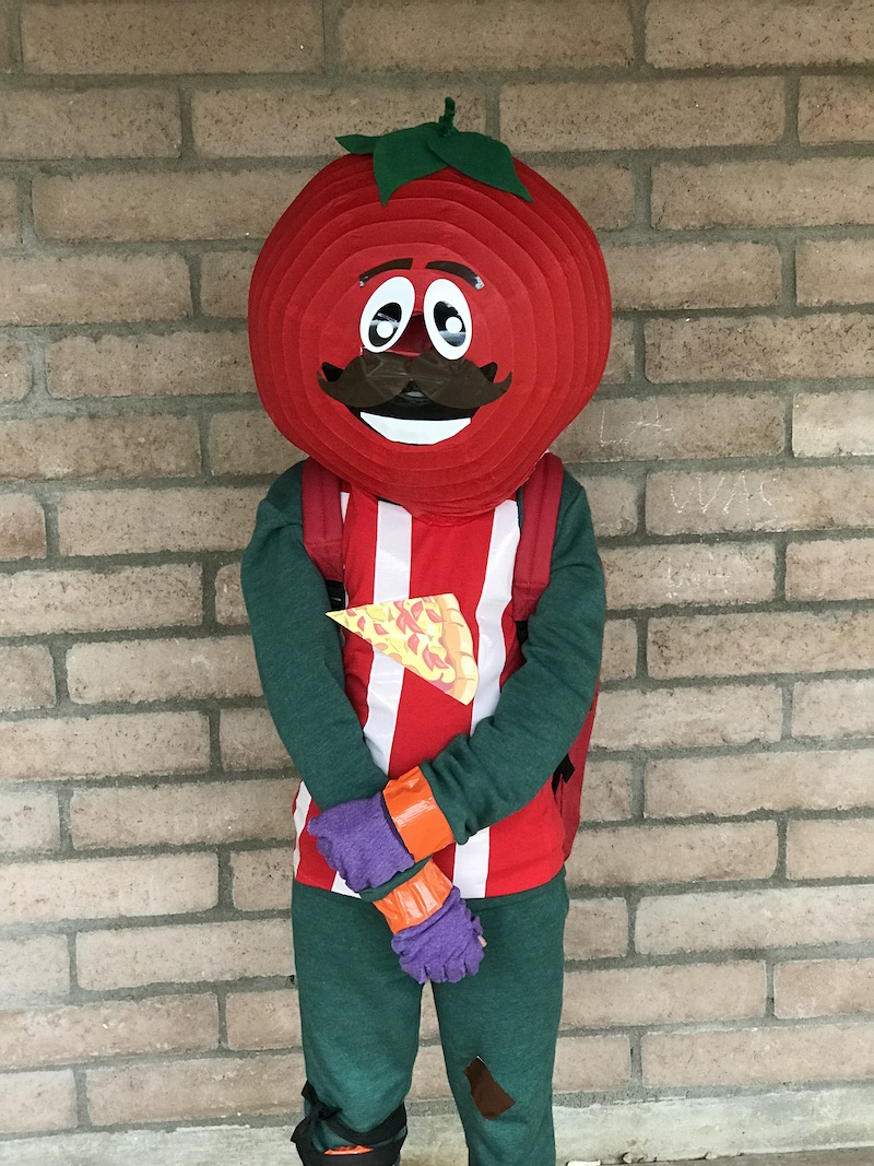 Outfits are based on the character models. Diy Fortnite Tomatohead Costume Desert Chica