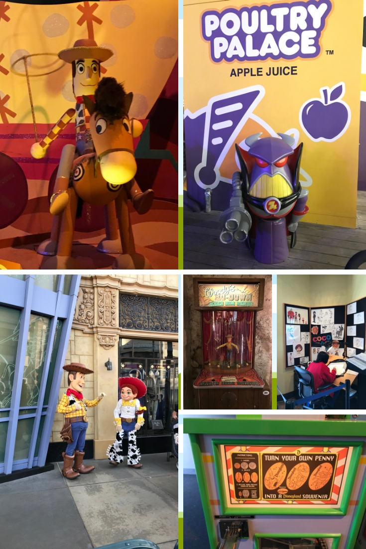Toy Story Scavenger Hunt at Disneyland for fun ideas on your next Disney Trip