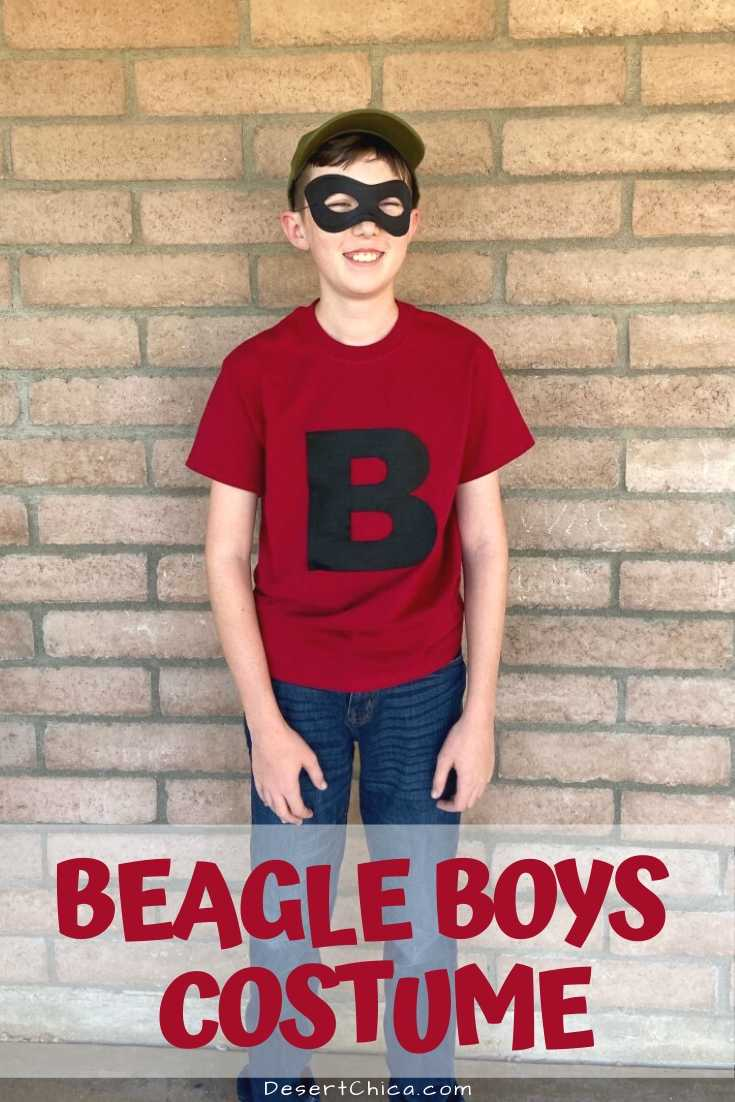 Beagle Boys Costume