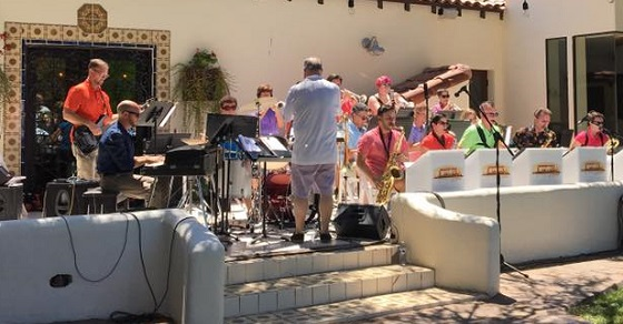 Desert City Jazz has openings for a trumpeter and pianist
