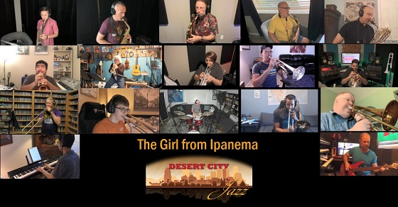 New video: The Girl from Ipanema