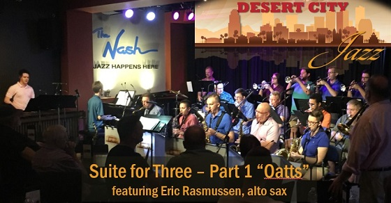 New video from Desert City Jazz!