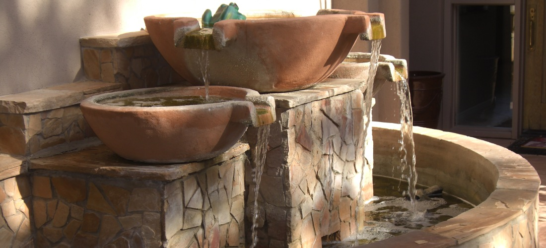 Glendale Landscaping Water Features Outdoor Water