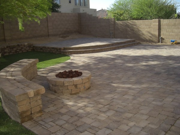 pavers in scottsdale landscaping