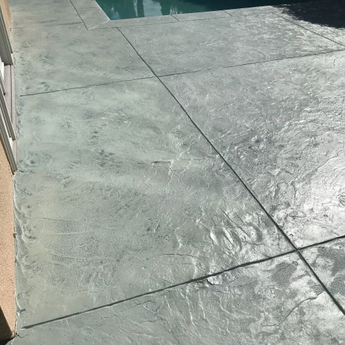Concrete Pool Decks 1