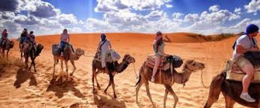 Camel trekking 3 days
