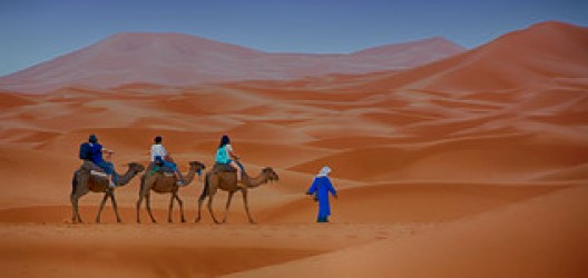 Fes to Marrakech 4 Days Sahara tour
