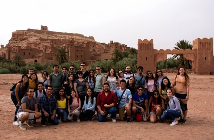 Student tours to Morocco