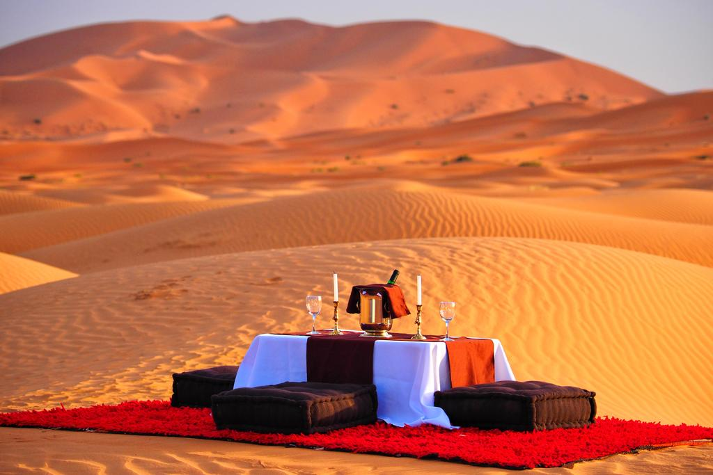 Honeymoon tours in Morocco
