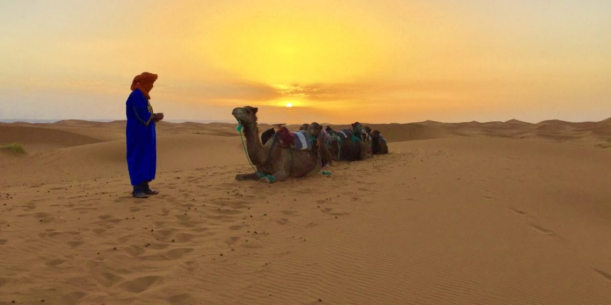 6 Days road trip Fes to Marrakech