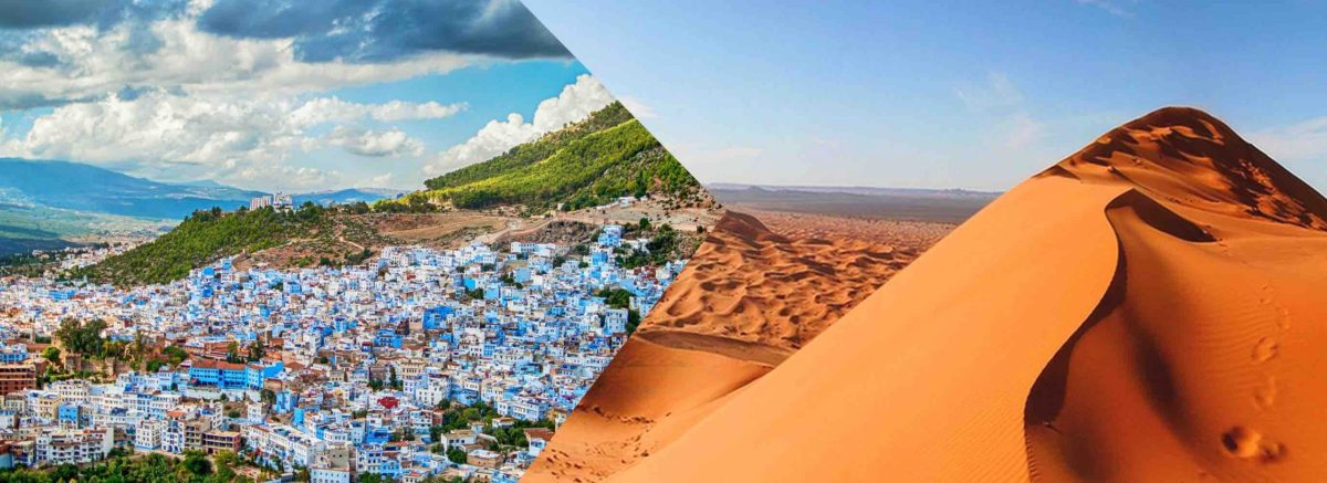 7 Day tour from Casablanca to Marrakech