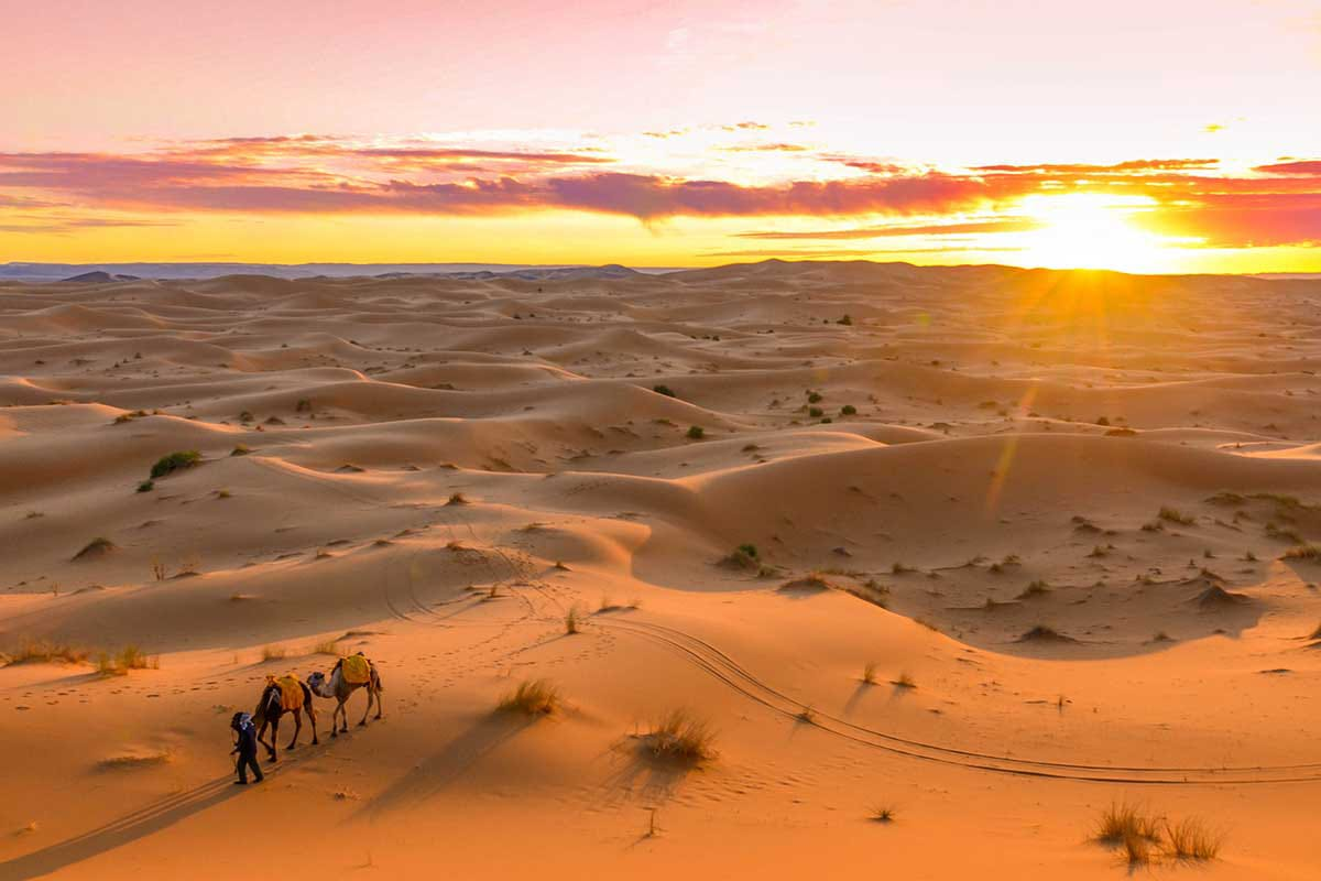 6 days desert tour from Tangier
