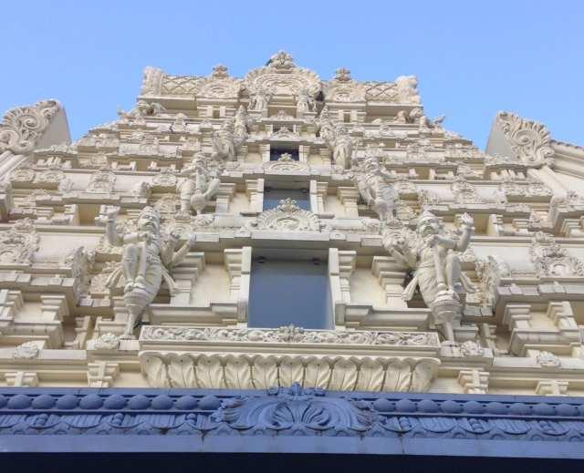 Lewisham's Hindu temple