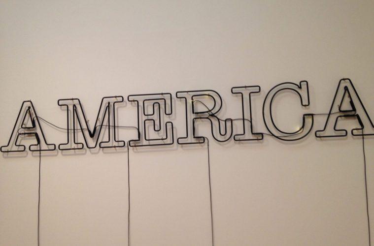 America neon