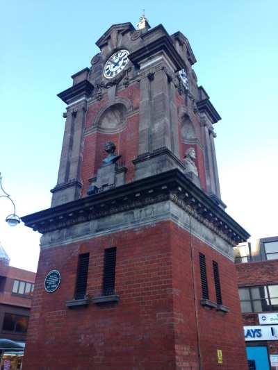Bexleyheath Clock Tower