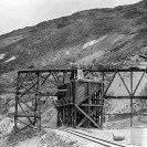 Played Out mine on DVRR 1916 - Courtesy National Park Service, Death Valley National Park
