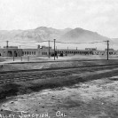 Death Valley Junction 1923, Courtesy National Park Service, Death Valley National Park