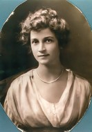 Katherine, daughter of John Ryan. She worked with Ryan in Death Valley and Married Warren F. Moreau - Courtesy National Park Service, Death Valley National Park