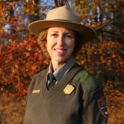 Superintendent Sarah Craighead, National Park Service, Death Valley.