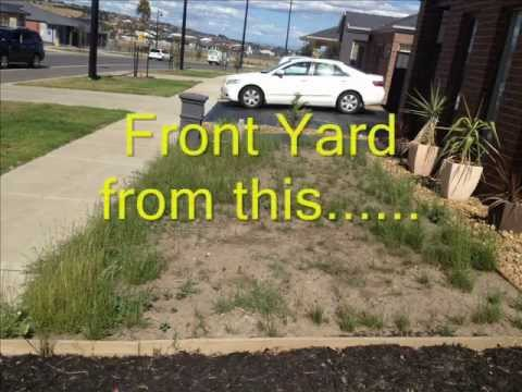 Front Garden Landscaping Ideas Australia The Gardening