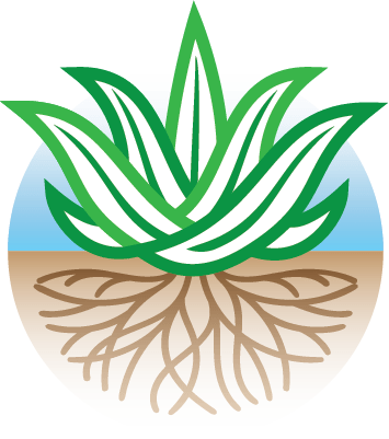 Desert Garden Therapy Icon Logo